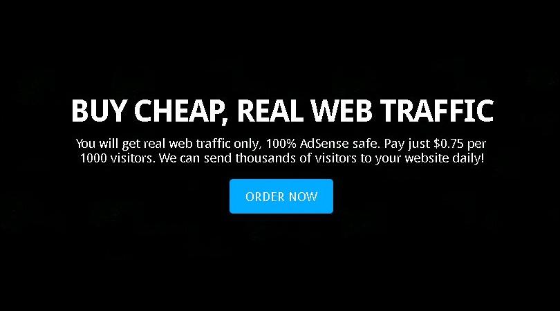 acheter du faux trafics pour votre site